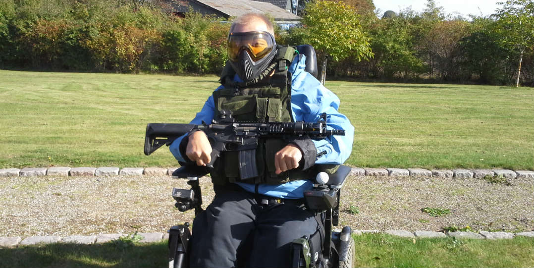 Events for handicappede